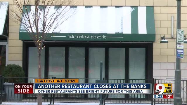What Does It Take For A Restaurant To Make On The Banks Wcpo