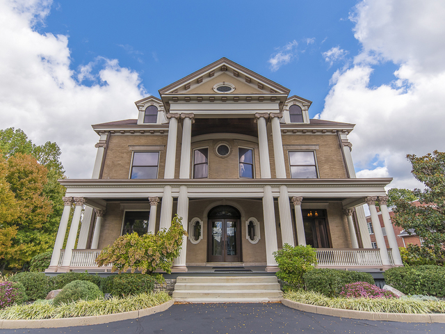 The George Wiedemann Jr Home Is Located In Mansion Hill Historic District Newport Sr Started Brewing Co 1890 And It