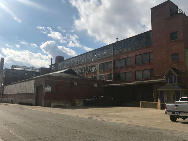 The 87,000 Square Foot Kent Building In Bellevue Once Housed A Supplier Of  Medicine Cabinets For Sears. It Is On The Market. (Photo Provided)