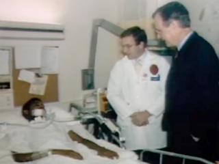 From The Vault: Cincy saw 'kinder, gentler' Bush