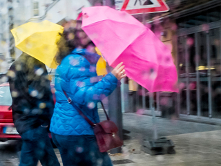 Chance for showers or flurries tonight