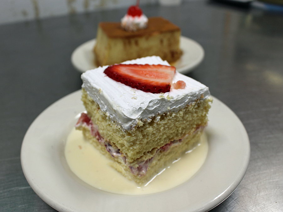 This Mexican bakery is hidden along Fairfields Route 4 but it won