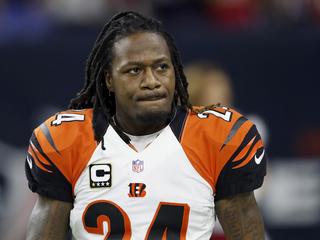 Bengals decline option on Adam Jones' contract