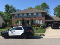 Drug raid at home of son of crime lab director