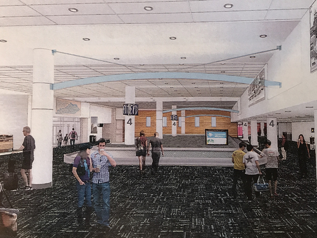 Cvg Terminal 3 Upgrades The Airport Is Getting 4 5