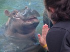 Here's what it was like to meet Fiona