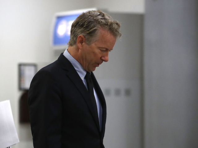 Kentucky man faces federal charges for Sen. Rand Paul attack