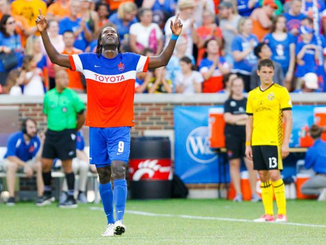 FC Cincinnati has shown in the U.S. Open Cup that it can compete with MLS  teams, knocking off two of the league's sides in the tournament.