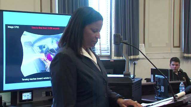Ray Tensing retrial- Chief Assistant Prosecutor Stacey DeGraffenreid…