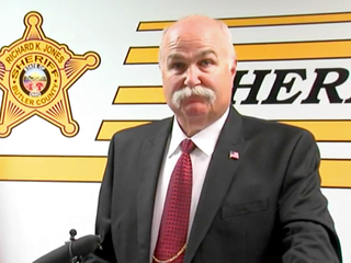 Sheriff Jones to support ICE at White House