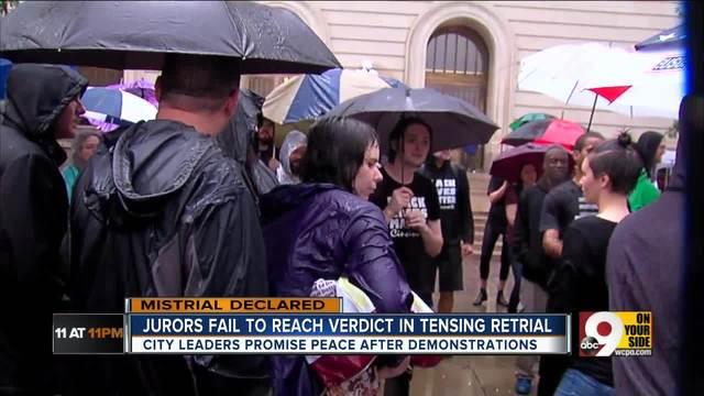 Jurors fail to reach verdict in Ray Tensing retrial