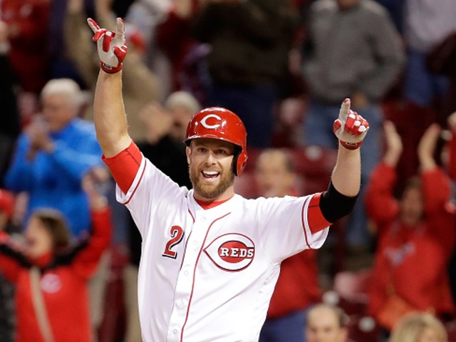 Zack Cozart signs with the Los Angeles Angels