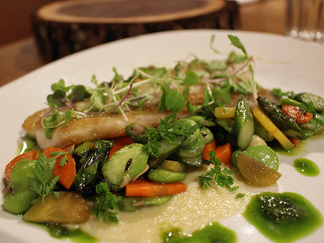 Step into Bauer European Farm Kitchen for a blend of France and ...