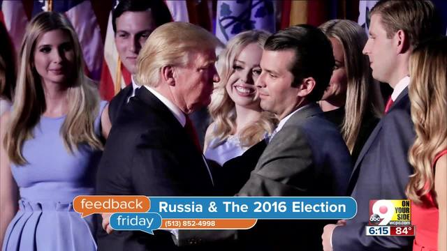 Feedback Friday- Lipstick- pigs and Donald Trump Jr-