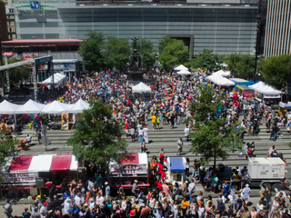 Crowds fuel growth of Cincy Soul food festival