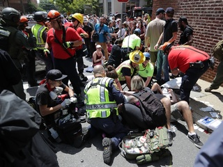 Charlottesville suspect faces federal charges