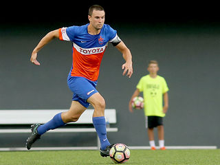 Austin Berry marvels at growth of soccer here