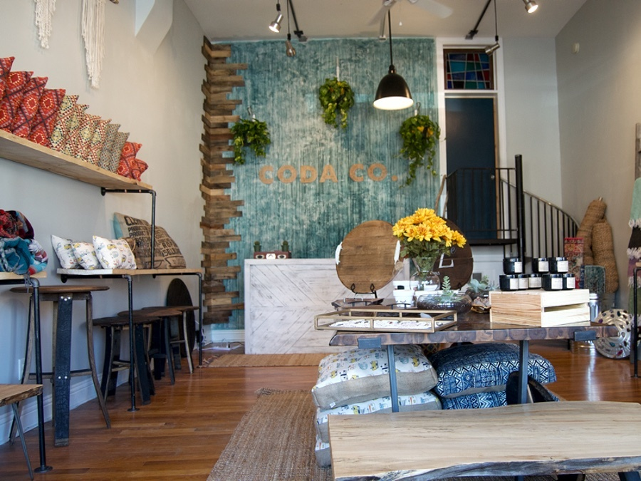Bellevue shop upcycles bourbon barrels, coffee bags to make gorgeous ...