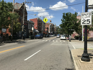 City to test 24-hour parking in Northside