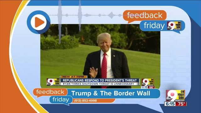 Feedback Friday- Did Trump burn up in Phoenix-