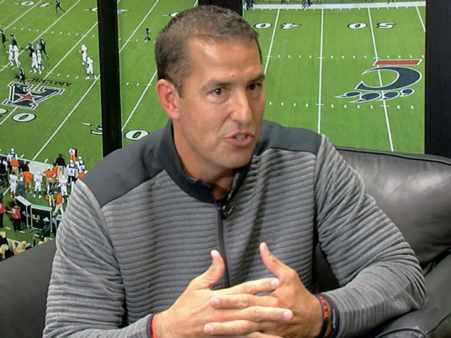 Luke Fickell isn't fickle about anything, and certainly ...