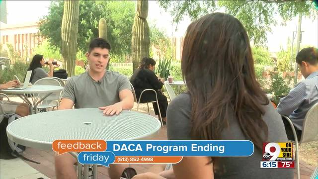 Feedback Friday- Should Dreamers stay or should they go-