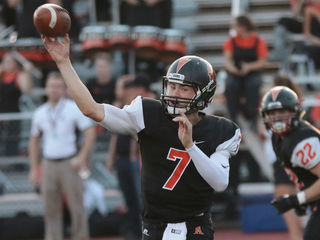 Who made All-Southwest District football teams?