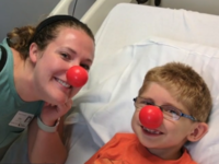 College student donates kidney to Mason boy