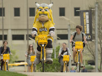 No mowing, no worry: NKU pursues sustainability