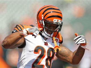 Bengals' Mixon: NFL Draft wait long but worth it