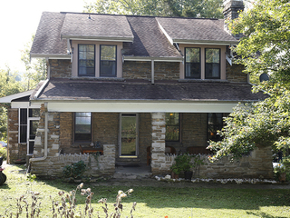 Home Tour: 'Magical' stone house has rich lore