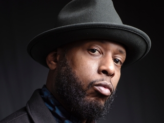 Rap star takes up 'DJ residency' at OTR winery