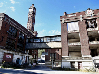 Peters Cartridge factory trading ammo for brews