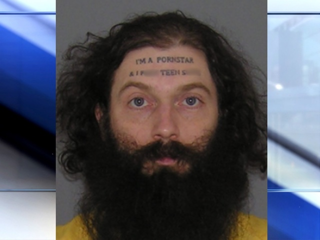 PD: Uniquely tattooed man accused of sexual imposition in ...