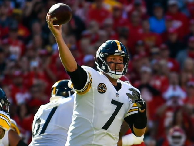 Ben Roethlisberger This Old Cowboy Has Got A Little Left In Him
