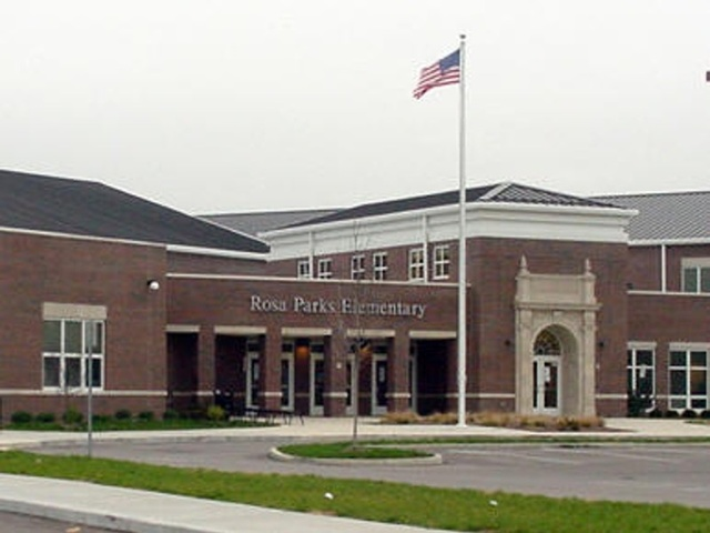 Image result for rosa parks elementary school middletown ohio