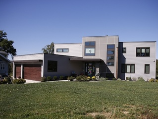 Modern design teed up at Fort Thomas golf course