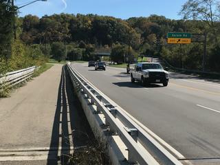 Ohio River Trail connector path still in the mix