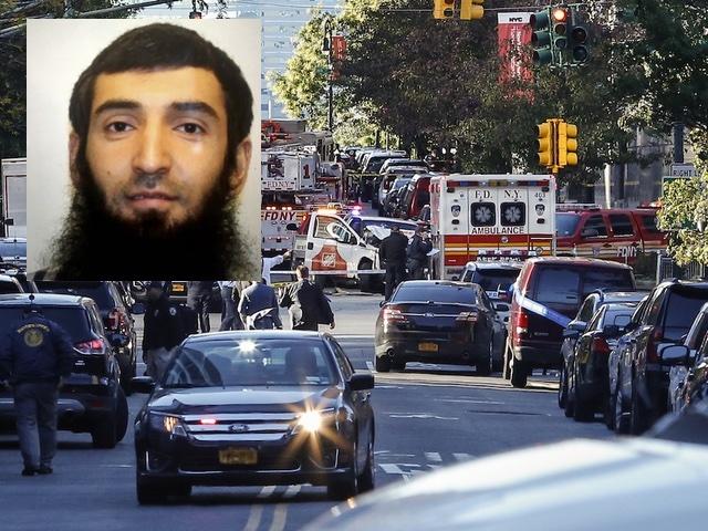 Relativ Sayfullo Saipov: New York terror suspect lived in Cincinnati  GA84