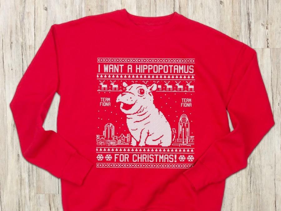 Want a hippo for Christmas? - WCPO Cincinnati, OH