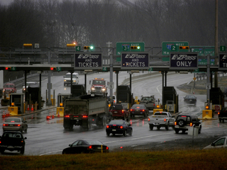 Study: Tolls could generate billions for Indiana