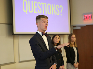 Can students predict winners of mayor, council?