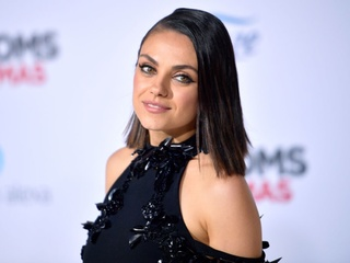 Mila Kunis donates to PP in Mike Pence's name