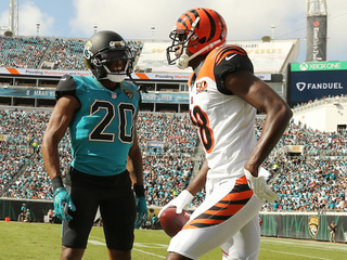 Ugly Bengals game made uglier by AJ Green fight