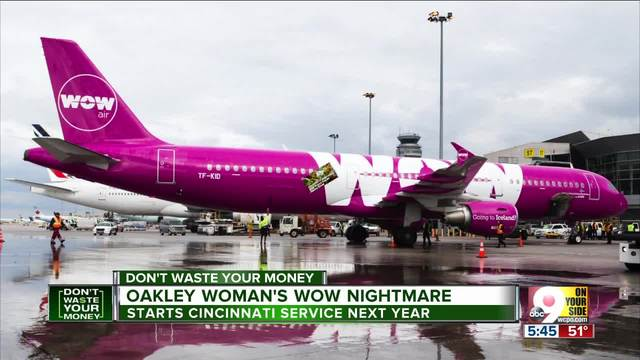 Couple Learns Downsides Of Discount Wow Air Wcpo