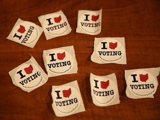 Ohio Democratic voters surged for primary