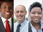 Cincinnati council newcomers discuss priorities