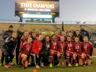 Indian Hill claims state soccer title
