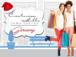 Enter to win a $250 gift card to Crestview...