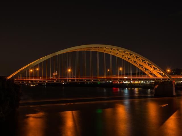 cincygram the big mac bridge like you ve never seen it before gallery